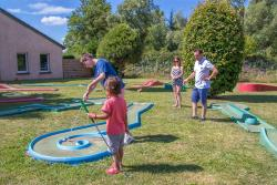 Entertainment organised Camping Les Portes Du Beaujolais - Anse