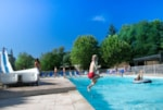 Establishment Camping Les Portes Du Beaujolais - ANSE