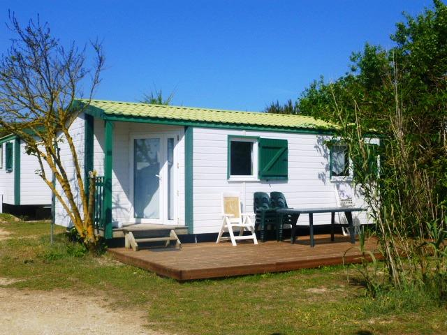 Location - Mobil-Home 2 Chambres Standard - Camping Les Baleines