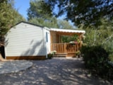 Rental - Cottage Espace A - 3 Bedrooms (Without Air-Conditioning, 32M²-40M²) - Castel Domaine de la Bergerie