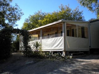 Cottage B - 3 Bedrooms (Without Air-Conditioning, 30M²)
