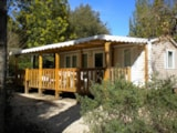 Rental - Mobile-Home 2 Bedrooms - Weekend (22M²-28M²) - Castel Domaine de la Bergerie