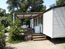 Mobile-Home 2 Bedrooms - Weekend (32M²-40M²)