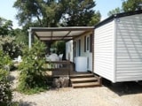 Rental - Mobile-Home 2 Bedrooms - Weekend (32M²-40M²) - Castel Domaine de la Bergerie