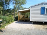 Rental - Cottage Espace A - 2 Bedrooms (Air-Conditioning, 34M²-40M²) - Castel Domaine de la Bergerie