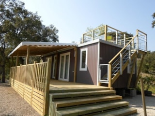 Cottage Premium - 2 Bedrooms With Solarium On Roof (34M²)