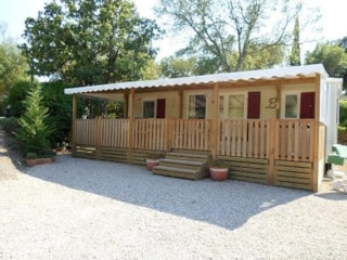 Mobile-Home 2 Bedrooms - Weekend (29M²-34M²)