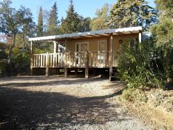 Cottage A - 2 Bedrooms (Without Air-Conditioning, 29M2)