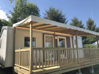 Mobile-Home Savannah - 2 Bedrooms
