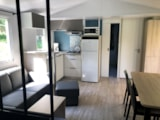 Rental - Mobile-home CORAIL - 3 bedrooms - Camping Monaco Parc