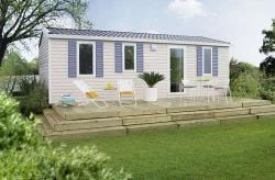 Mobilhome 29m² Confort  (2 chambres)