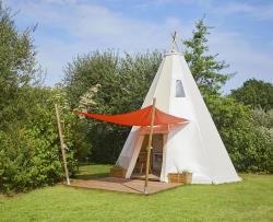 Tepee Luxury Comfort