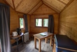 Rental - Chalet Ma Cabane (without toilet blocks) - Camping Ile de Boulancourt