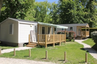 Mobile Home Ecureuil 23M² - 2 Bedrooms