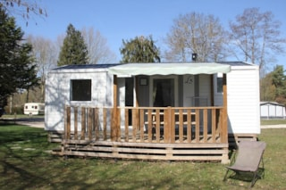 Mobile-Home Pivert 30M² - 2 Bedrooms