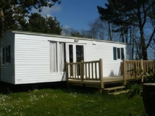 Mobile home ECO Classique 21m² (2 bedrooms + terrace