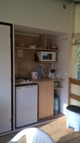 Rental - Tithome 5 places - without sanitary - Camping des Favards
