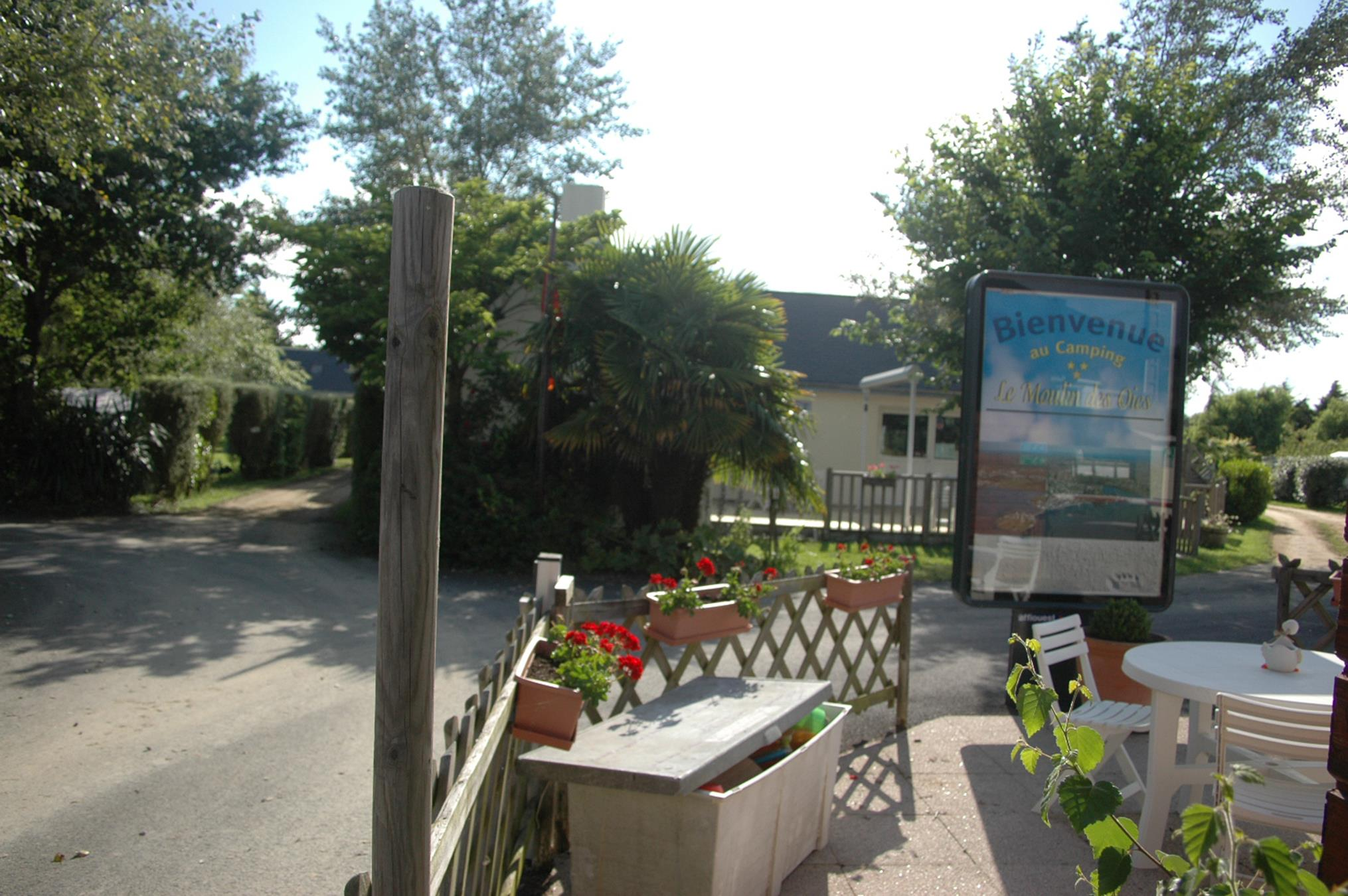 Entertainment organised Camping Le Moulin des Oies - BELZ