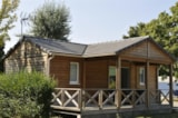 Rental - Chalet Grand Confort + 3 Bedrooms 35M² - Flower Camping du Port Caroline