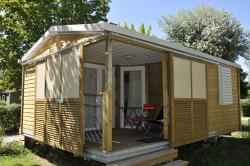 Mobile home 1 bedroom 25m²