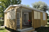 Rental - Mobile Home Premium 1 Bedroom 25M² - Flower Camping du Port Caroline
