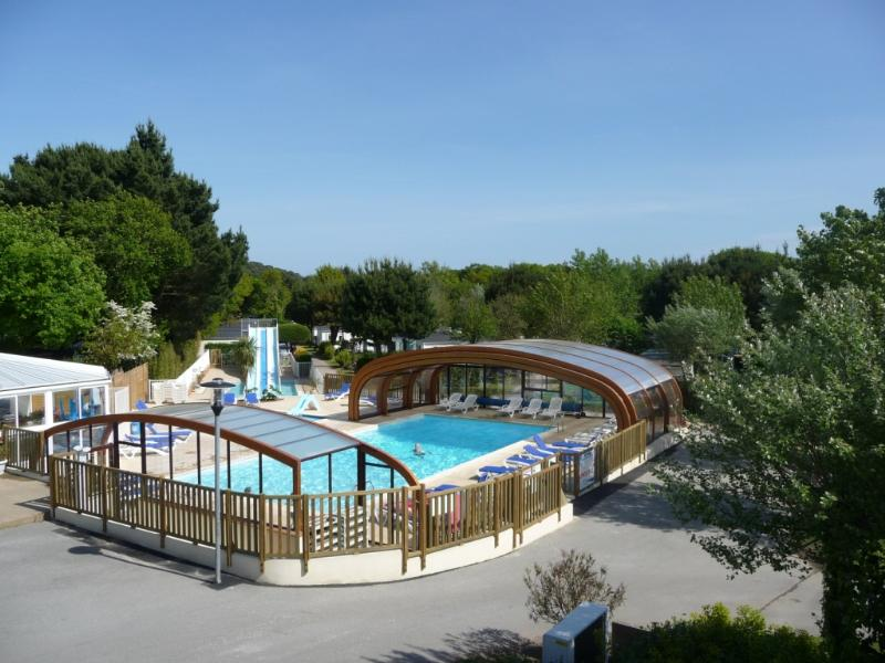 Establishment Camping Le Moulin De Kermaux - Carnac