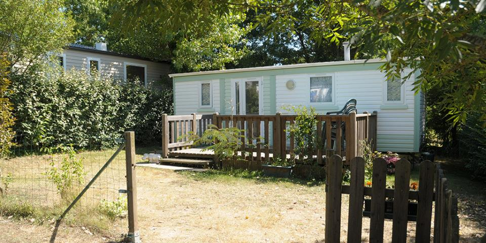 Location - Cottage Low Cost 2 Chambres - Camping Emeraude