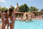 Entertainment organised Camping La Prairie - LE MUY