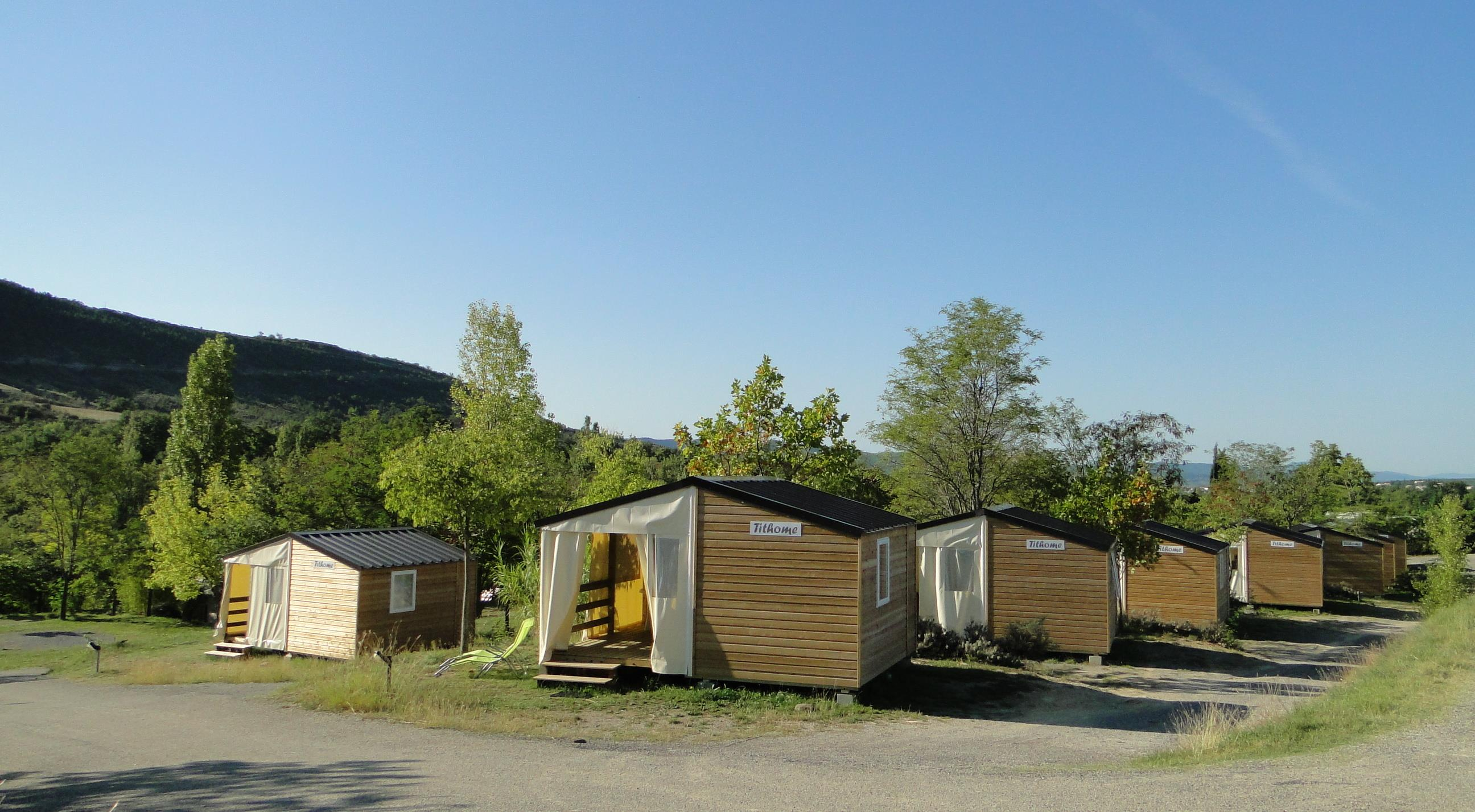 Location - Bungalow Toilé - Ludo Camping