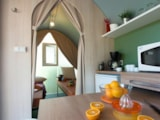 Rental - Coco Sweet 2 bedrooms - Sea Green - Camping ERREKA