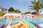 Sport activities Sea Green - Camping Erreka - Bidart