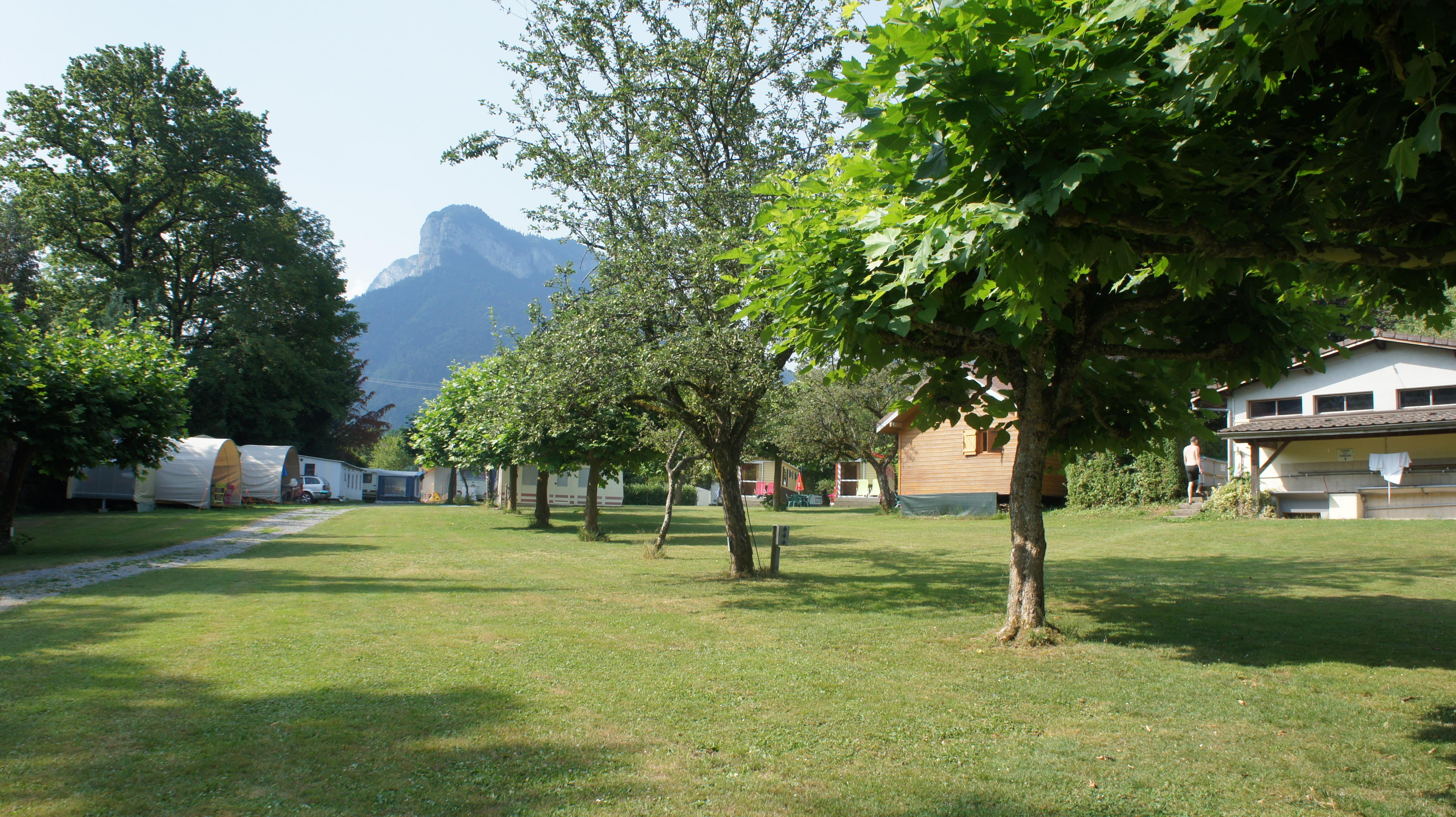 Emplacement - Emplacement - Camping Le Verger Fleuri