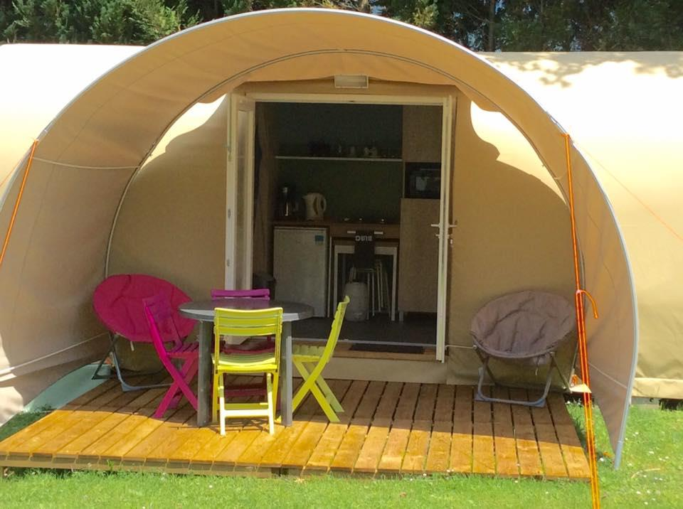 Location - Coco Sweet - Camping Le Verger Fleuri