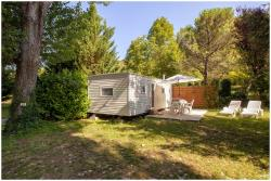 Accommodation - Mobil Home Parc Longue Legue - 21 M² - Mercredi - Camping Saint-Pal