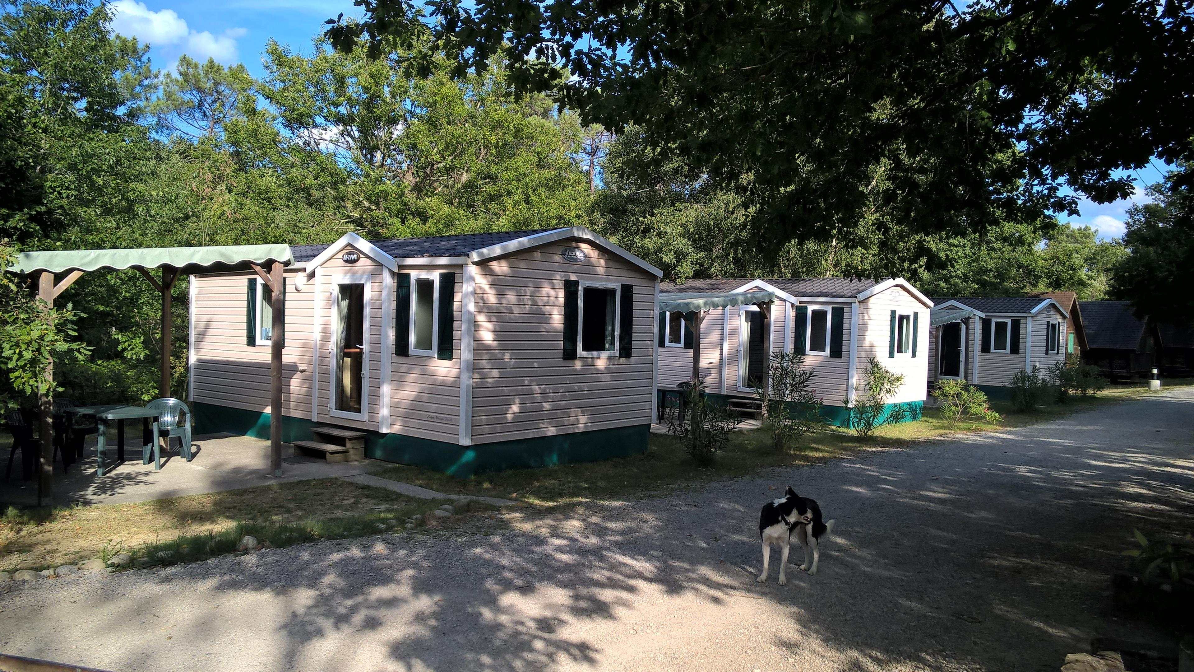 Mobil-home Famille