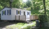Rental - Mobile home 32m² (2 bedrooms) - Camping Le Parc de Vaux