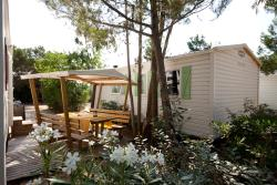 Mobilehome Airconditioned AVANTAGE  (2 rooms)