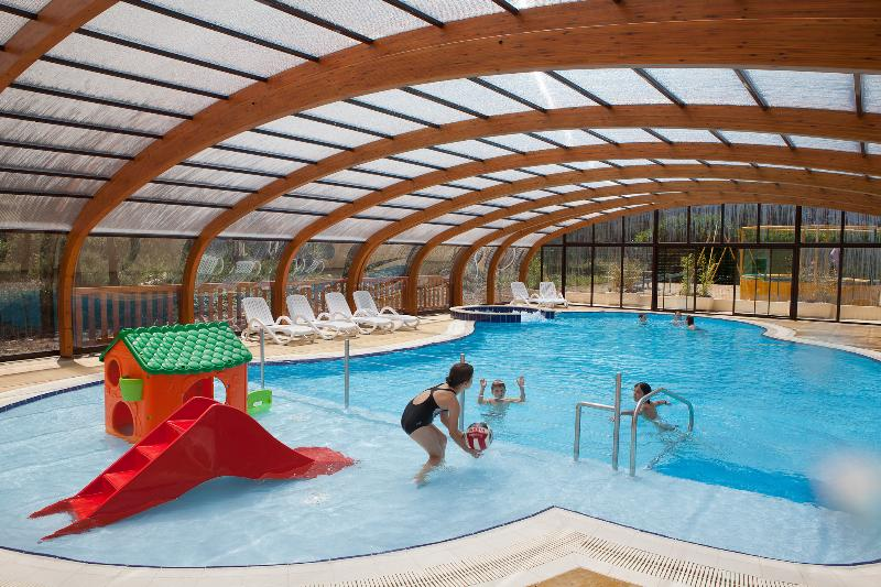 Zwemplezier Camping les Bruyères - Carnac