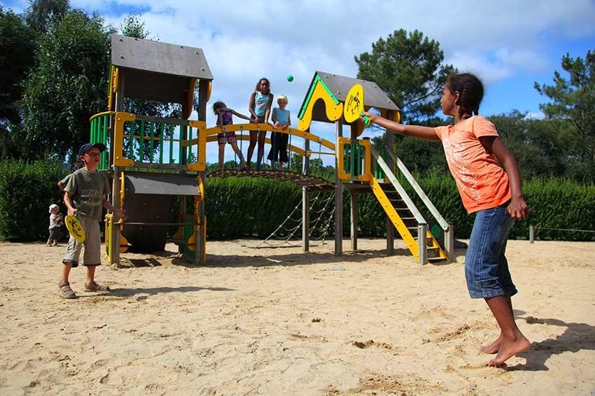 Leisure Activities Camping les Bruyères - Carnac