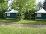 Rental - Canvas bungalow (without private facilities) - Camping l'Anjou