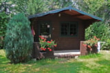 Rental - Mini chalet (without private facilities) - Camping l'Anjou