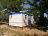 Rental - Mobile Home 2 Bedrooms (+ 10 Years) - CAMPING LES TRUFFIERES***