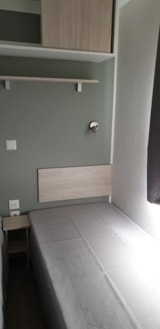Rental - Mobil-Home Evolution 33M² 3 Chambres Climatisé - CAMPING LES TRUFFIERES***
