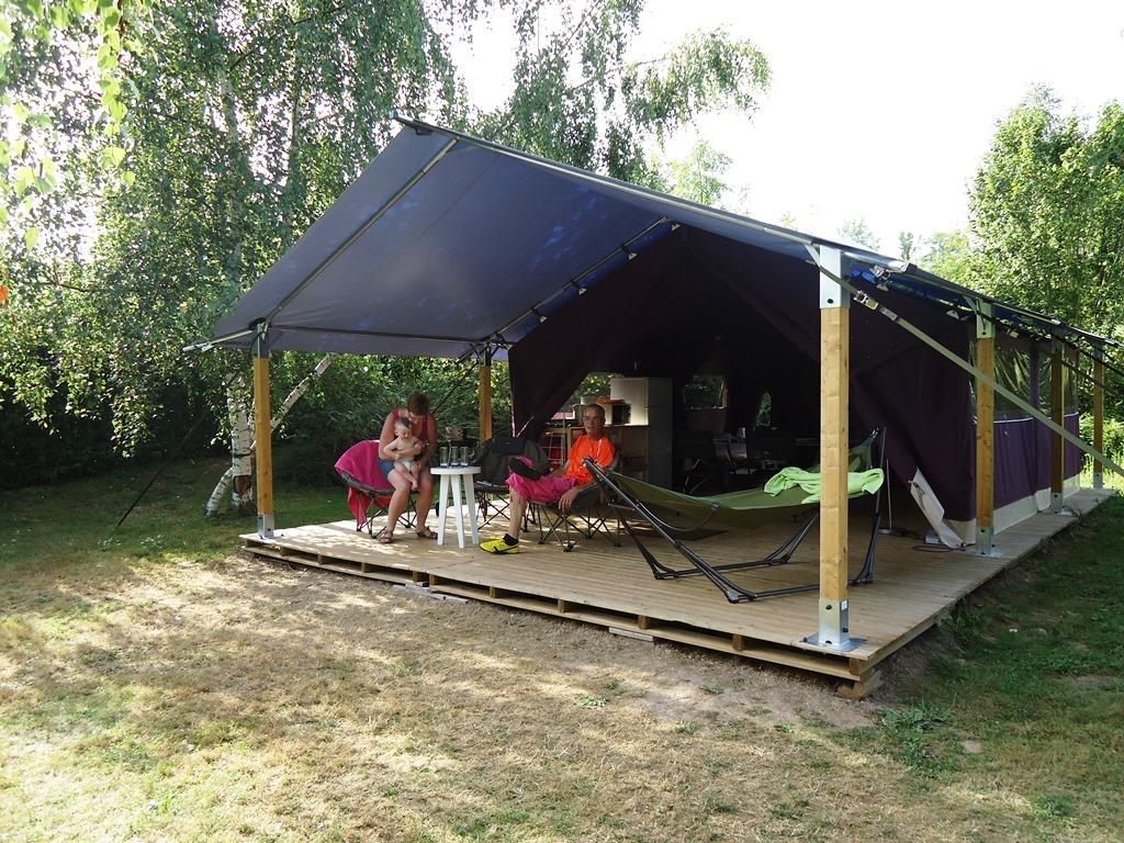 Freeflower Confort+ 37m² (2 kamers) overdekt terras 13m²