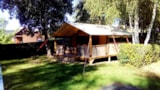 Rental - Canvas Lodge Confort+ Victoria 30 M²  (2 Bedrooms) + Sheltered Terrace - Flower Camping Le Paluet
