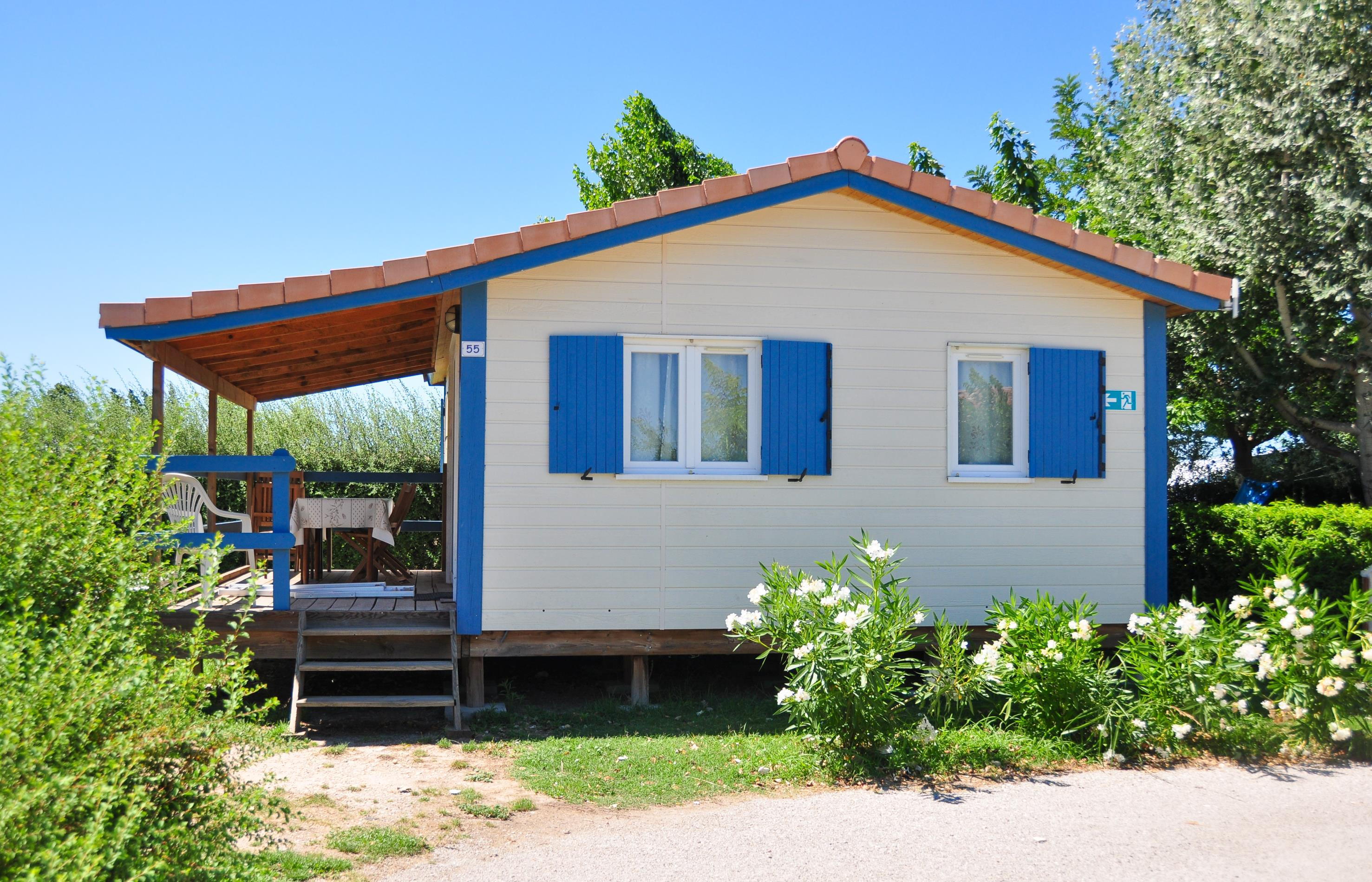 Location - Ciela Family 35M² - 3 Chambres - Climatisation Réversible - Camping Les Fontaines
