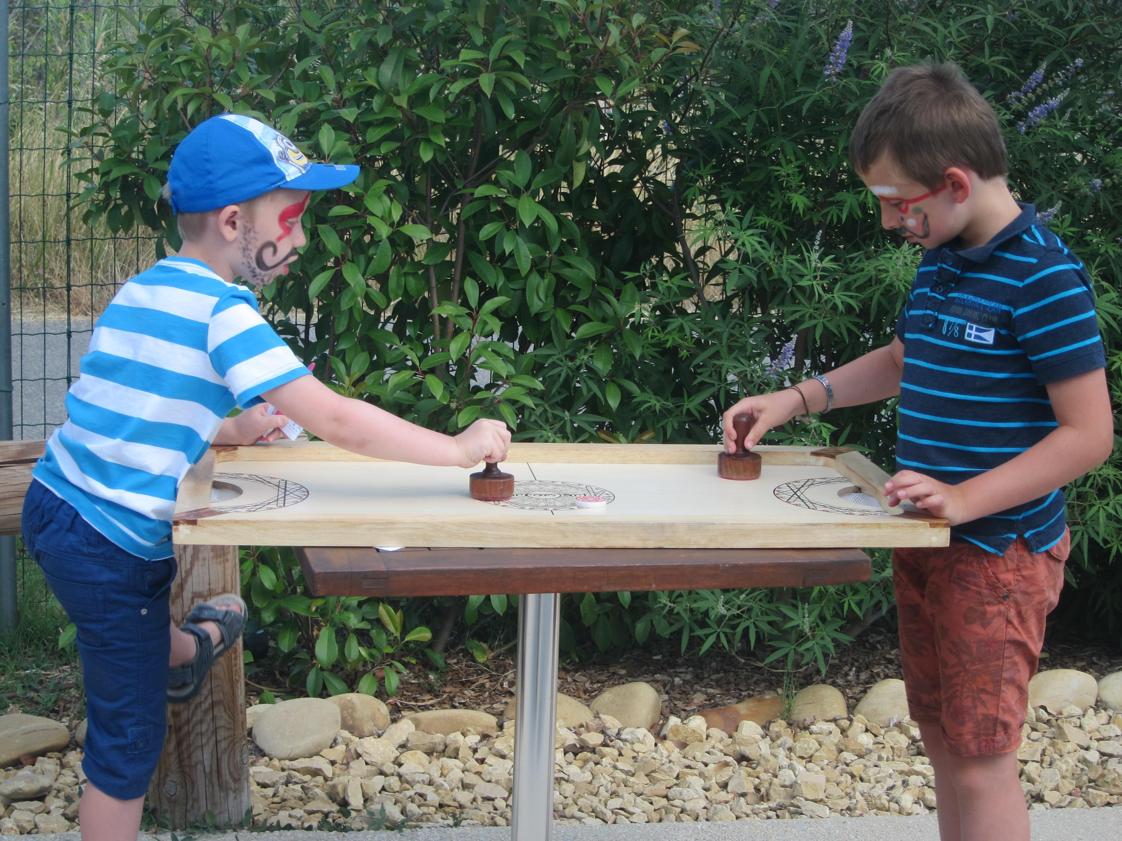Animatie Camping Les Fontaines - Pernes les Fontaines
