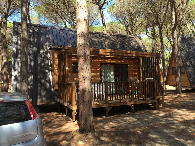 Accommodation - Top Chalet Lido Di Pomposa - Spina Camping Village