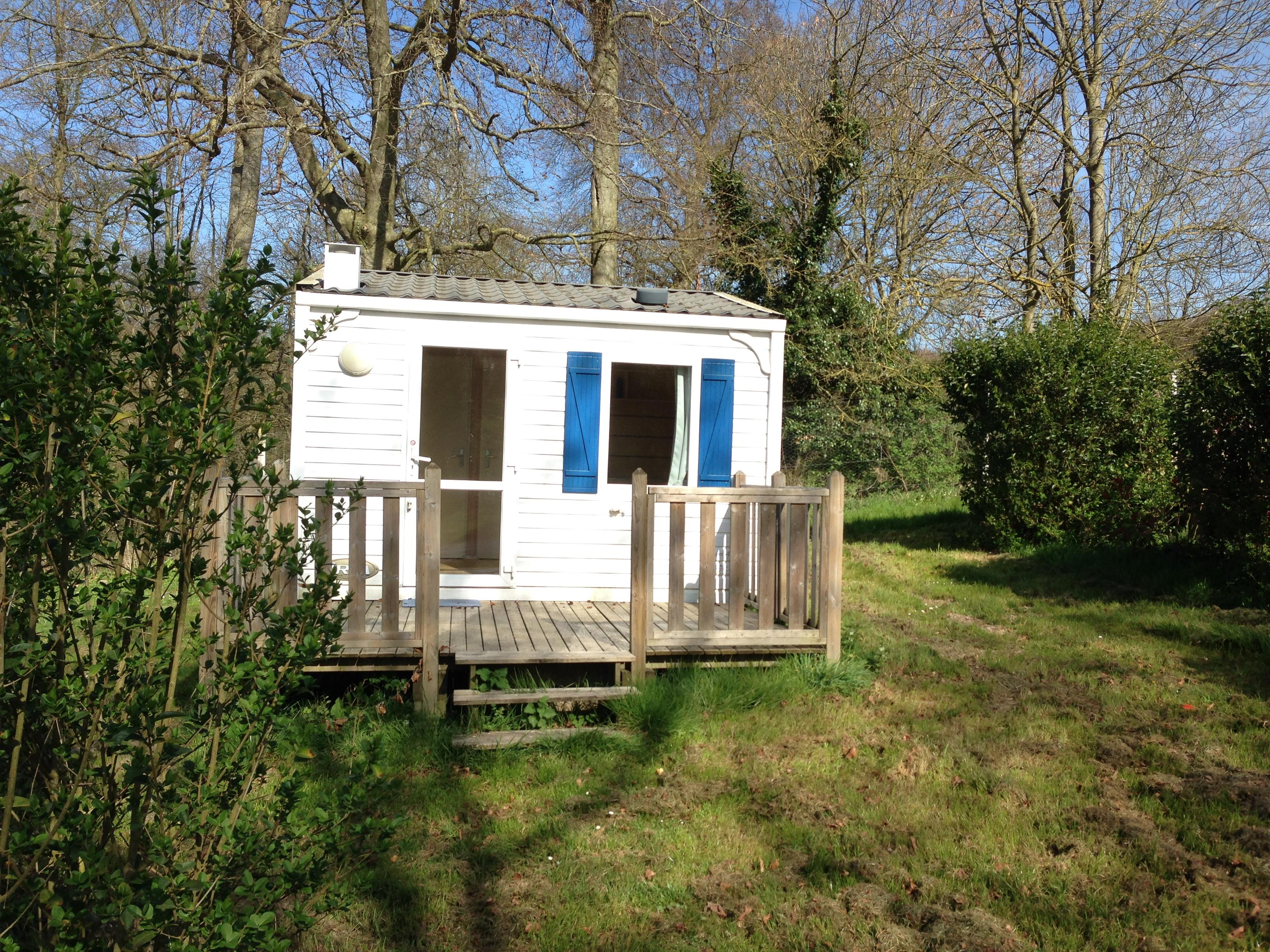 Accommodation - Mobile-Home 1 Bedroom - Château des Tilleuls