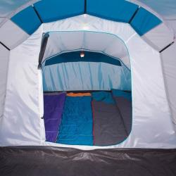 Equipped Tent for rent Queschua